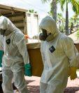 La población de Guayas, en Ecuador, ha sido uno de los más afectados por los contagios de coronavirus.