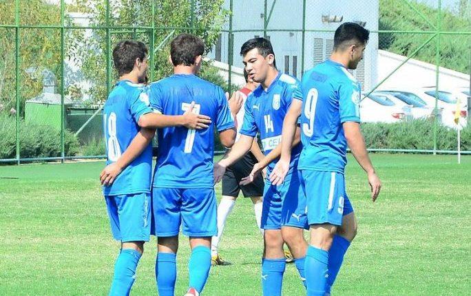 Turkmenistán regresó al futbol con el clásico de la capital. (Foto tomada de turkmenportal.com)