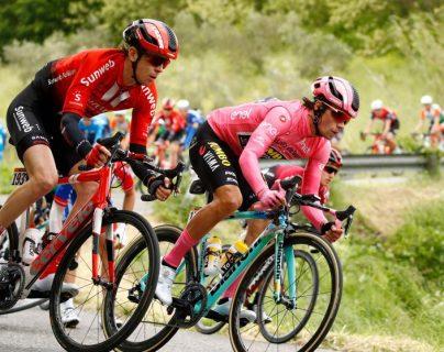 El Giro estaba programado a realizarse del 9 al 31 de mayo, peros se  pospuso debido a la pandemia. (Foto Redes).