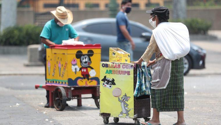 Guatemala mantendrá restricciones para evitar la propagación del coronavirus. (Foto Prensa Libre: Hemeroteca PL)