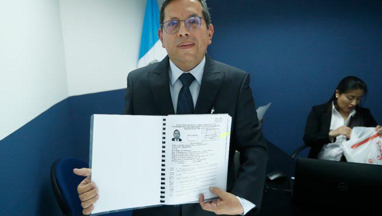 Marco Livio Díaz jefe de la SAT
