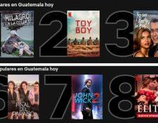 Existe una manera de evitar los filtros geográficos de Netflix. (Foto Prensa Libre: Netflix)
