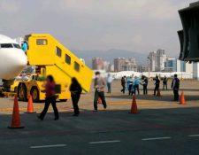 Estados Unidos ha deportado a decenas   menores guatemaltecos.  (Foto Hemeroteca Prensa Libre)