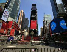 Nueva York ha sido una de las ciudades de Estados Unidos más afectada por la pandemia de covid-19.