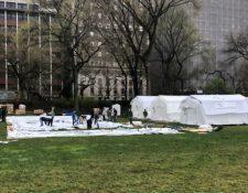 Nueva York registra cifra récord de fallecidos a causa del covid-19. (Foto Prensa Libre: HemerotecaPL)