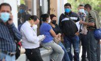 personas con mascarilla Guatemala
