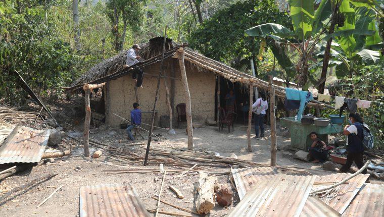 En Guatemala, según la Cepal y la FAO habrá 300 mil nuevos pobres extremos este año. (Foto Prensa Libre: Hemeroteca PL)