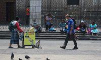 Sin procesiones ni viajes a la provincia, Guatemala vive una Semana Santa 2020 atípica. (Foto Prensa Libre: Érick Ávila)