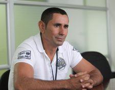 Esduin Javier Javier,  alcalde de Ipala. (Foto Prensa Libre: Hemeroteca PL)
