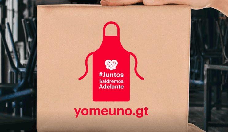 Con esta campaña Bac Credomatic y Cerveza Gallo otorgarán víveres para el personal de varios restaurantes. Prensa Libre: Cortesía