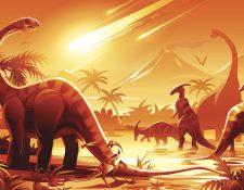 Los dinosaurios dominaban la Tierra hasta que desaparecieron hace más de 60 millones de años. ¿Quién nos reemplazará a nosotros? ISTOCK