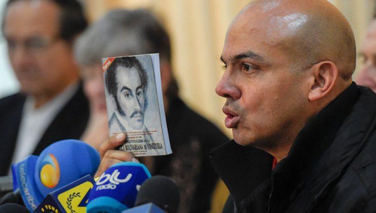 Maduro vinculó al exgeneral Cliver Alcalá con el intento de invasión. GETTY IMAGES