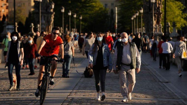 Los infectados asintomáticos son clave para entender la propagación de la pandemia. Getty Images