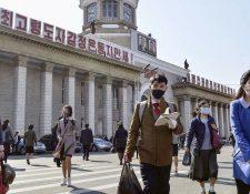 El gobierno de Corea del Norte sostiene que no se ha registrado un solo caso de covid-19 en el país. REUTERS