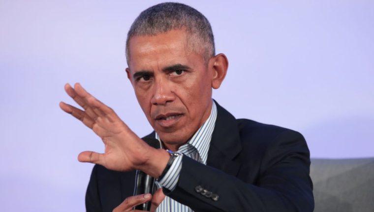Barack Obama fue presidente de Estados Unidos desde 2009 hasta 2017. GETTY IMAGES