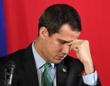 Guaidó afronta dudas sobre su liderazgo. GETTY IMAGES