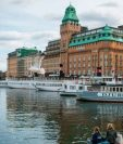 Los suecos decidir voluntariamente las directrices del gobierno. No hubo confinamiento obligatorio como en otros países. GETTY IMAGES