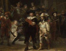 La imagen de 44,8 gigapixeles fue creada por el departamento de conservación del Rijksmuseum.
