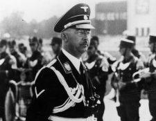 Heinrich Himmler fue jefe de las SS nazi y arquitecto del Holocausto. GETTY IMAGES