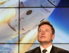 La NASA contrató a SpaceX, la empresa del multimillonario Elon Musk para que sea el html5-dom-document-internal-entity1-quot-endtaxihtml5-dom-document-internal-entity1-quot-end que ponga en órbita a sus astronautas. REUTERS