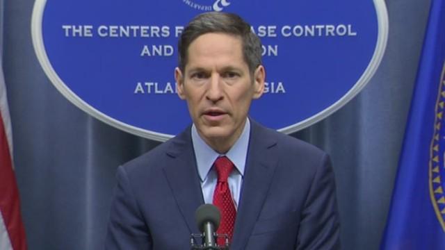 Thomas R. Frieden, exdirector de los Centros para el Control y Prevención de Enfermedades de Estados Unidos. (Foto Prensa Libre: CNN).