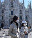 Catedral de Milán. (Foto: AFP)