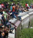 Los migrantes del triángulo norte son altamente vulnerables a la trata de personas, advierte la ONU. (Foto: Hemeroteca Pl)
