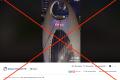 Wuhan, la mayoría de las imágenes de video son falsas