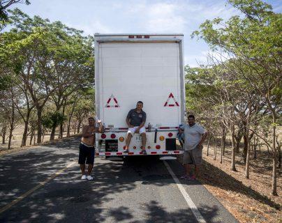 Silvia Cuéllar, directora ejecutiva Coexport de El Salvador, confirmó que algunas empresas decidieron retornar con las mercancías que estaban destinadas para Costa Rica, que no lograron llegar a su destino final por el bloqueo. (Foto Prensa Libre: Hemeroteca)