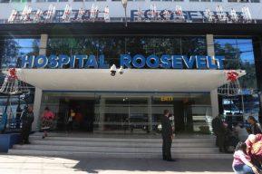 Dieciséis anestesiólogos del Hospital Roosevelt están en cuarentena y se reportan casos de coronavirus en Maternidad y Pediatría