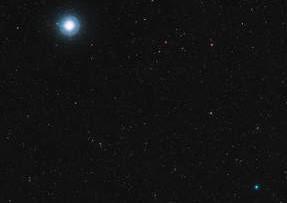 Observan directamente imágenes de la formación de un planeta a 520 años luz