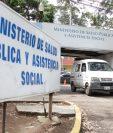 Trabajadores del Ministerio de Salud temen contagiarse de covid-19. Foto: Noé Medina.