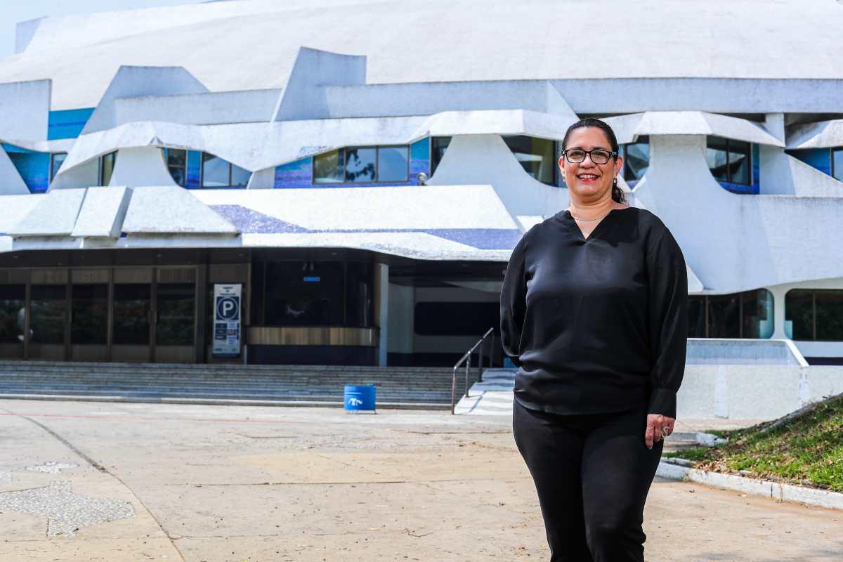 Lorena Recinos es el nuevo rostro del CCMAA