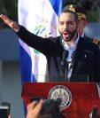 El Gobierno de El Salvador fue acusado por la Fiscalía General de la República de usurpar funciones de la Asamblea Legislativa. (Foto Prensa Libre: Agence France-Presse)