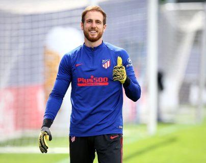 Atlético de Madrid regresa a las prácticas dos meses después