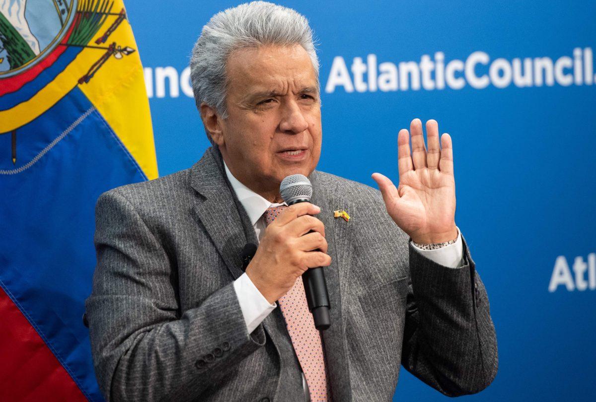 Reducción del salario presidencial en Ecuador por el coronavirus se extenderá hasta 2021