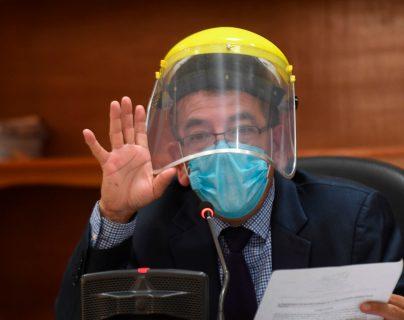 Juez Miguel Ángel Gálvez es separado del caso Manipulación de Justicia