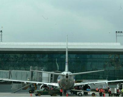 Aeronáutica asegura que todas las compañías aéreas continuarán. (Foto Prensa Libre: Hemeroteca PL)