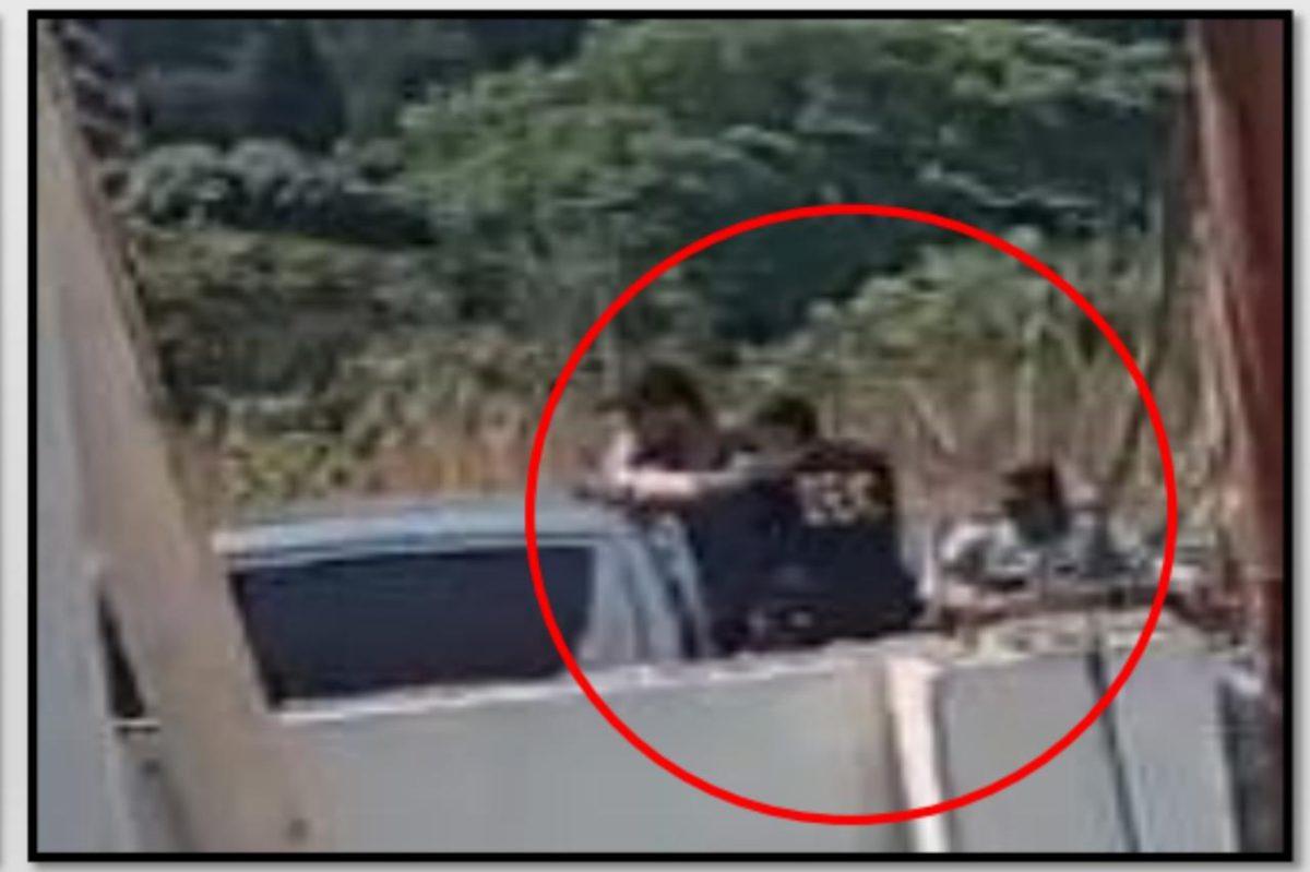 Tres agentes de la PNC son capturados por haber asaltado un camión