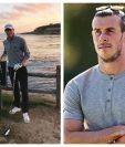 Gareth Bale siempre ha mostrado su pasión por el golf. (Foto Prensa Libre: Instagram @garethbale11)