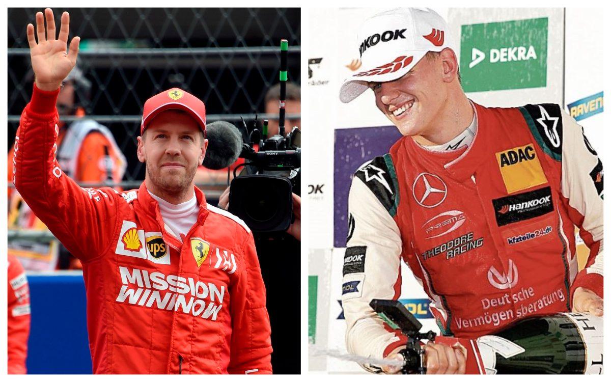 El hijo de Michael Schumacher, ¿el reemplazo ideal de Vettel en Ferrari?