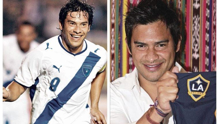 Carlos 'el Pescado' Ruiz continúa siendo uno de los preferidos por la afición en la historia del futbol nacional. (Foto Prensa Libre: Hemeroteca PL)