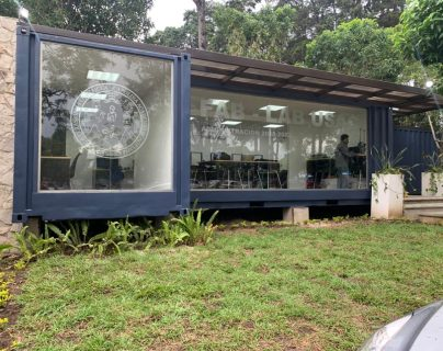 Este es el proyecto que se construyó el años pasado en la sede central de la Universidad de San Carlos. (Foto Prensa Libre: Cortesía)