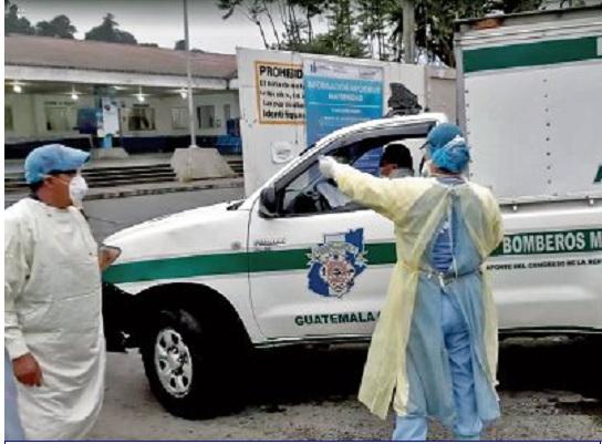 Coronavirus: Se incrementan contagios entre médicos y policías