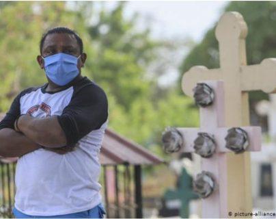 En Nicaragua se han incrementado los casos del nuevo coronavirus. (Foto Prensa Libre: DW).