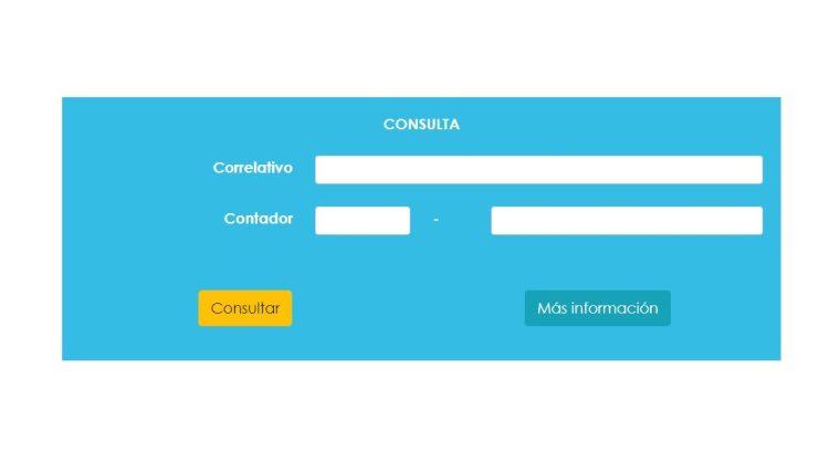 Usuarios deben registrar los datos de su contador para hacer la consulta en línea. (Foto Prensa Libre: EEGSA).