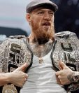 McGregor reta a Gaethje y lo hace con una fuerte amenaza en redes sociales. (Foto Prensa Libe: Hemeroteca PL)