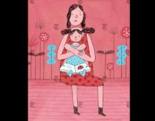 Una madre sorda que usa lenguaje de señas ve una ventaja expresiva en el silencio que ha caído sobre nosotros. (Brian Rea/The New York Times)
