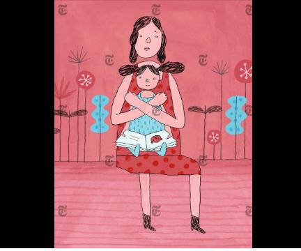 Siendo madre en un mundo recientemente silencioso