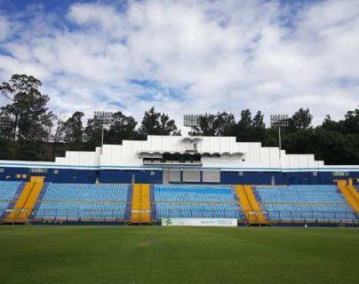 El Doroteo Guamuch Flores es el único estadio apto para el futbol poscovid-19 el resto no están calificados